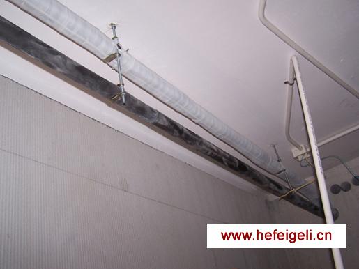 合肥格力家用中央空调管道